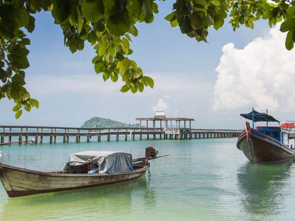 Local Village Pier