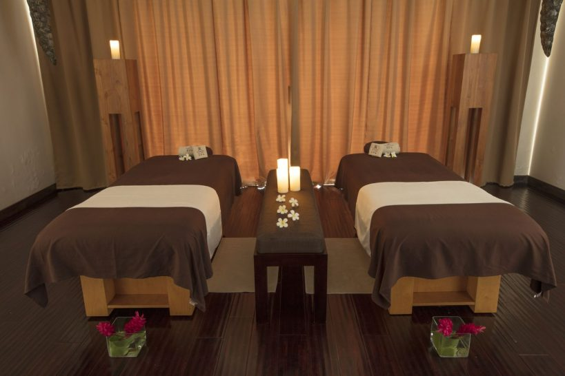 Miri Miri Spa By Clarins Treatment Room