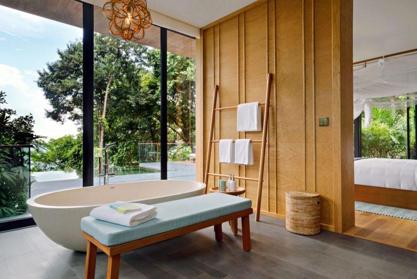 Ocean Pool Villa Suite Bathroom