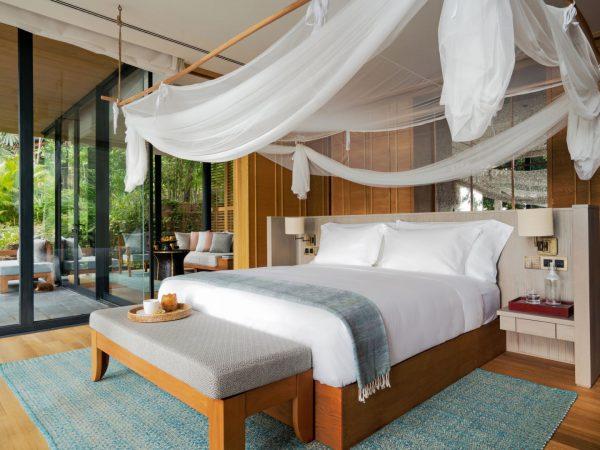 Ocean Pool Villa Suite Bedroom