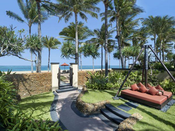 Oceanfront Strand Villa
