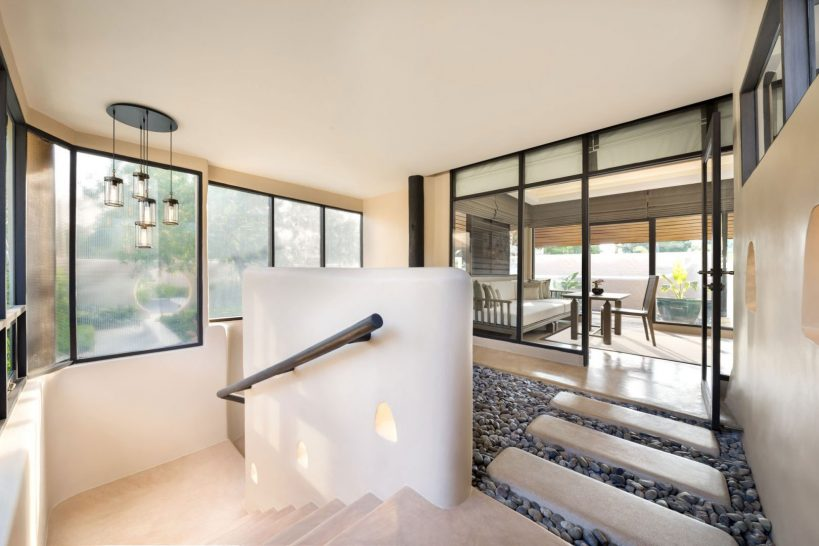 One Bedroom Luxury Suite Living Room