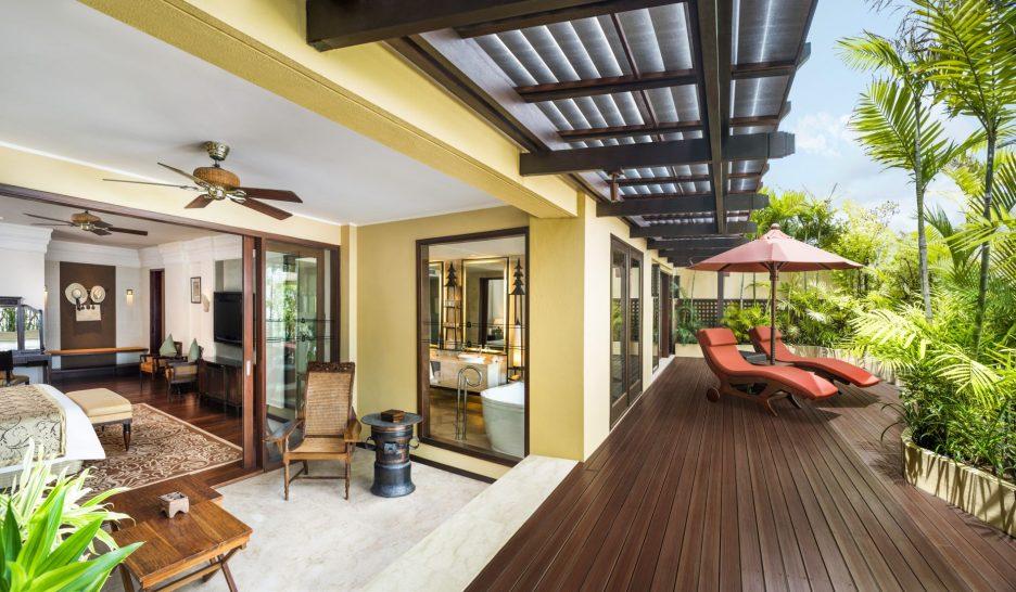 Orchid Suite Terrace