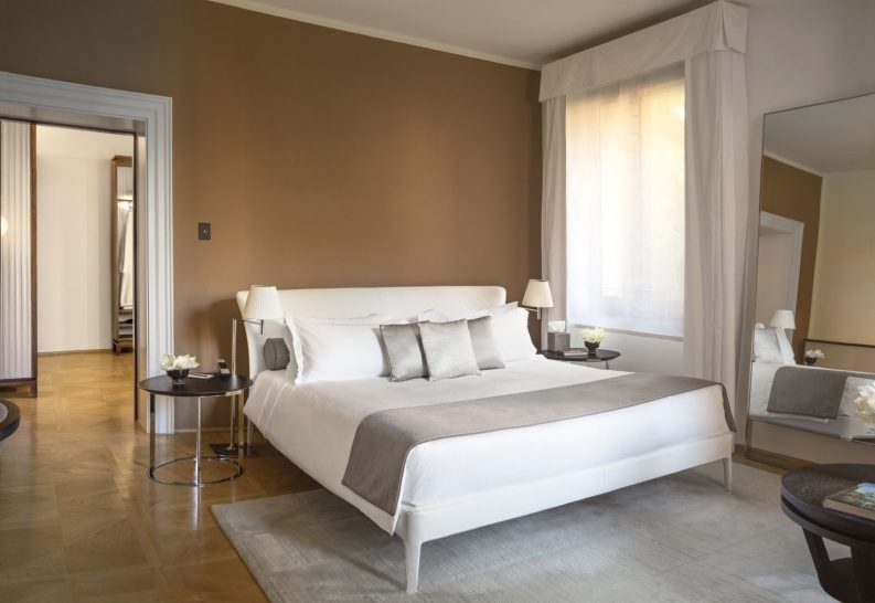 Aman Venice Palazzo Bedroom