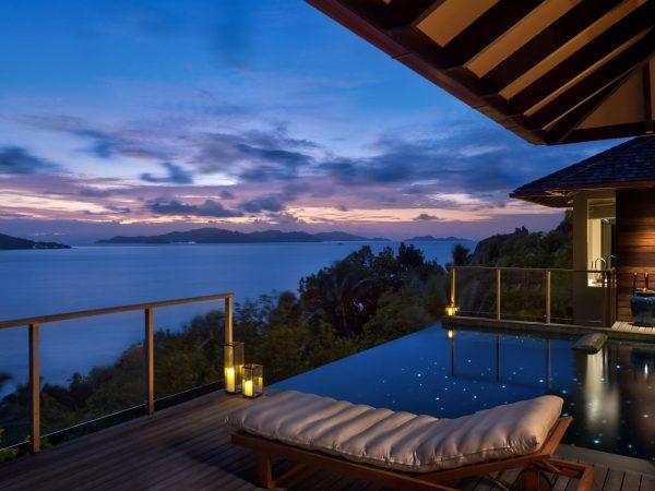 Panorama Pool Villa Sunset