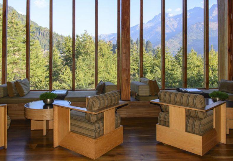 Paro Lodge Living Room