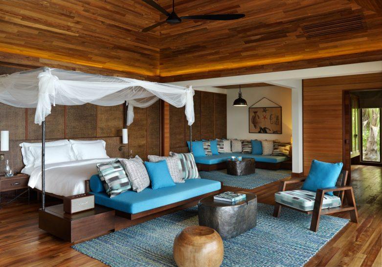 Pasyon Pool Villa Bedroom