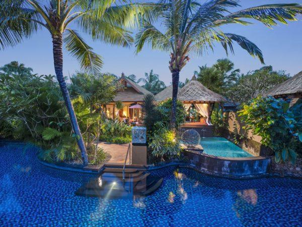 Pool Villa Salt Water Lagoon Access