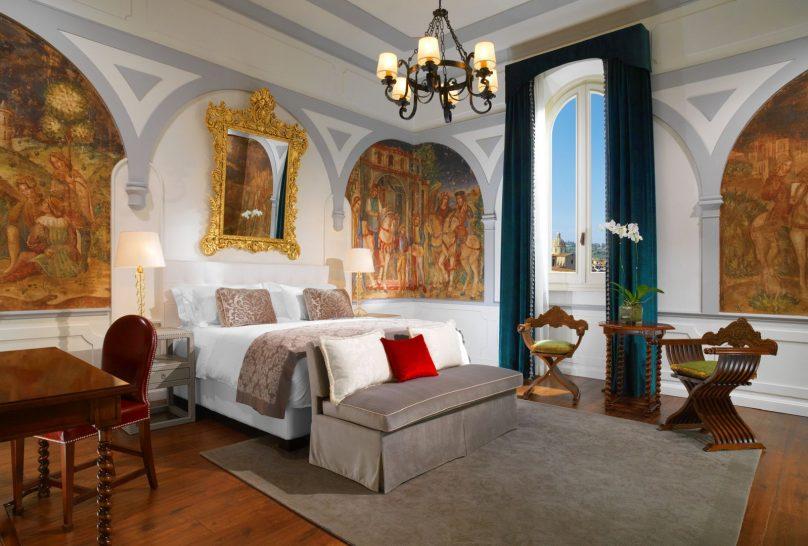 Premium Deluxe Arno River View Florentine Style