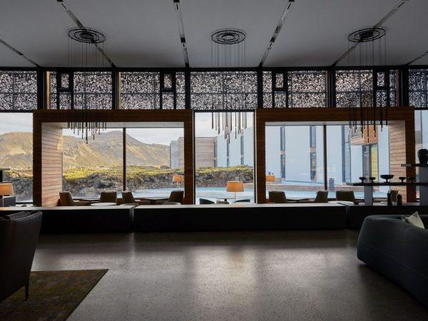 The Retreat at Blue Lagoon Iceland Retreat Lobby
