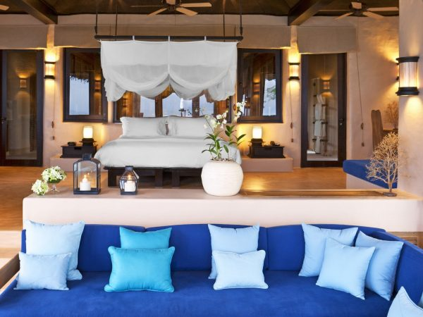 Royal Horizon Pool Villa Master Bedroom