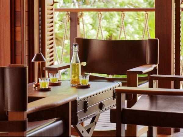 Rum Bar Detail