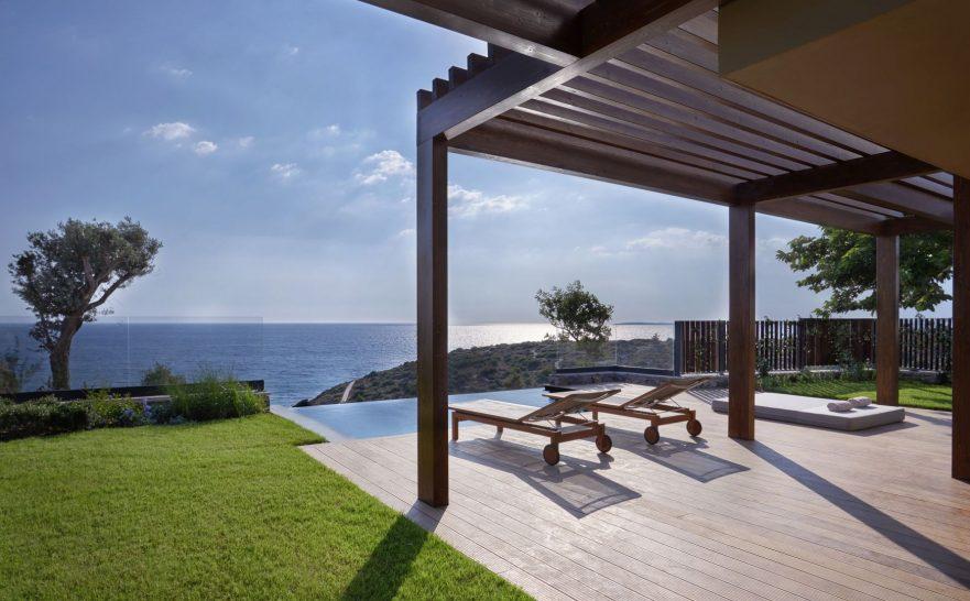 Seaview Ridge Villa With Pool