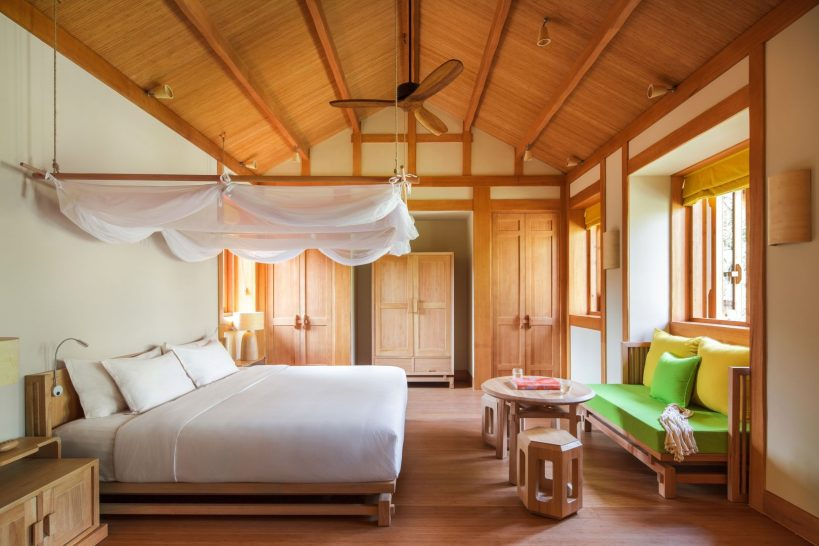 Six Senses Deluxe Suite