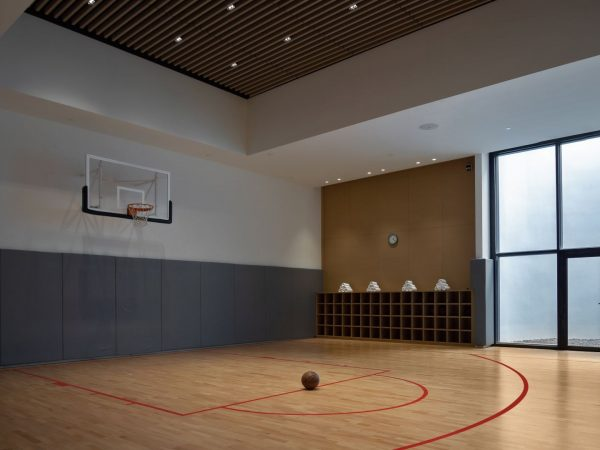 Six Senses Kaplankaya Basketball Court