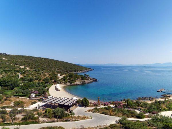 Six Senses Kaplankaya Turkey Orta Bay Beach Bar