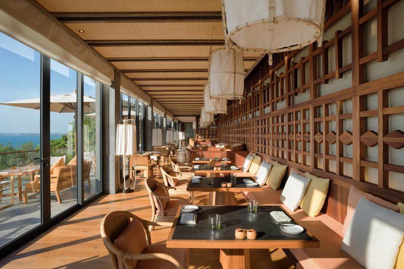 Six Senses Krabey Island Aha Restaurant