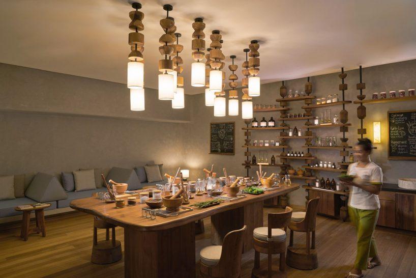 Six Senses Krabey Island Alchemy Bar