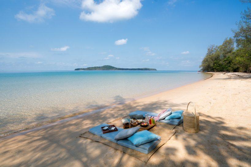 Six Senses Krabey Island Beach