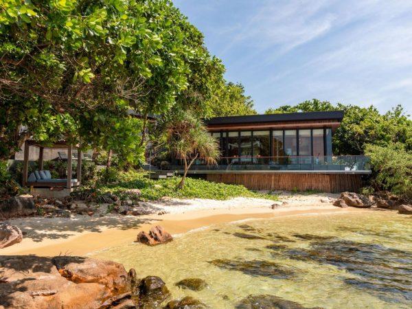 Six Senses Krabey Island Beach Retreat