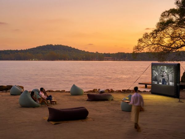 Six Senses Krabey Island Cinema