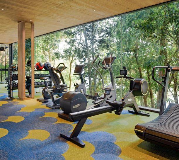 Six Senses Krabey Island Gym
