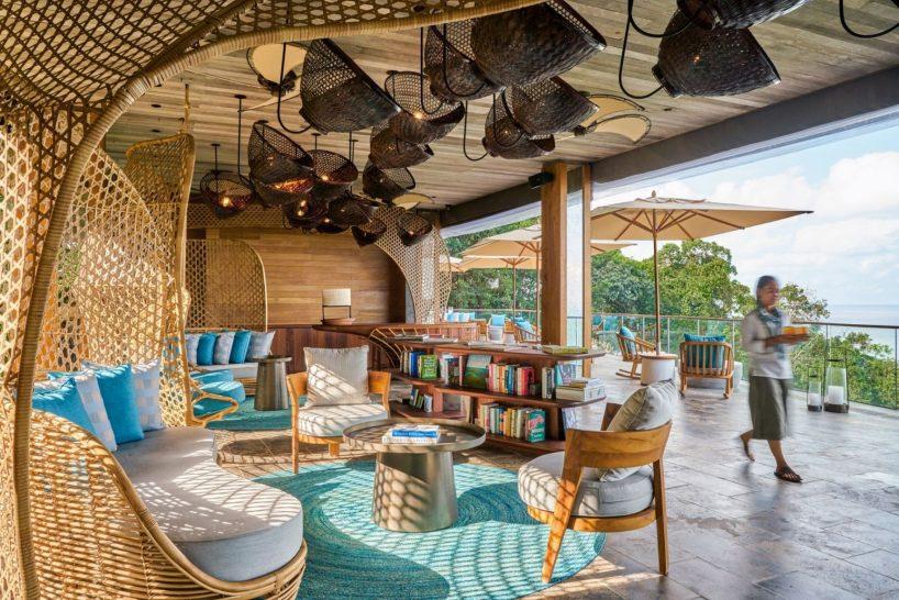 Six Senses Krabey Island Lobby