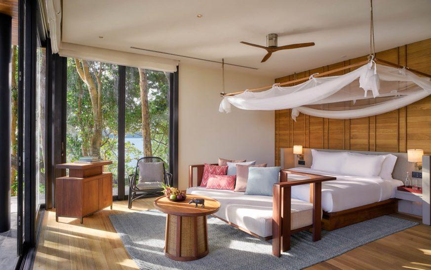 Six Senses Krabey Island Ocean Pool Villa