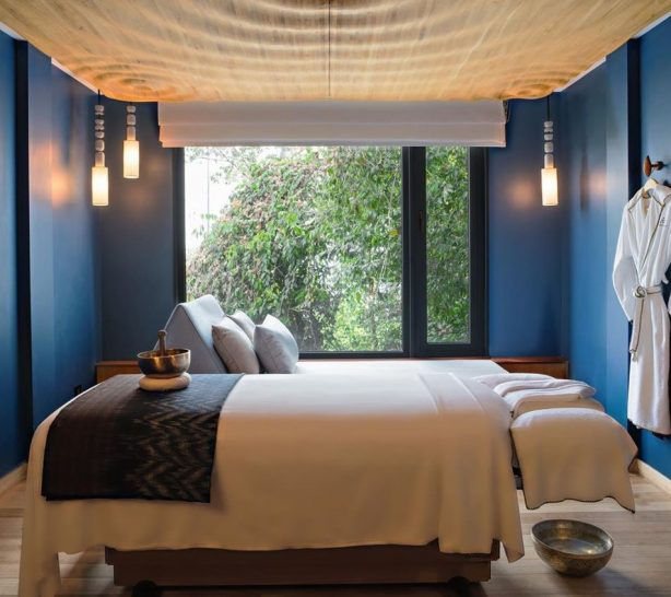 Six Senses Krabey Island Spa Massage