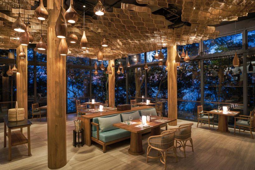 Six Senses Krabey Island Tree Restaurant