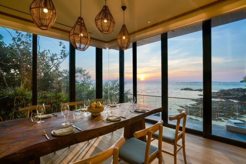 Six Senses Krabey Island Two Bedroom Beach Retreat