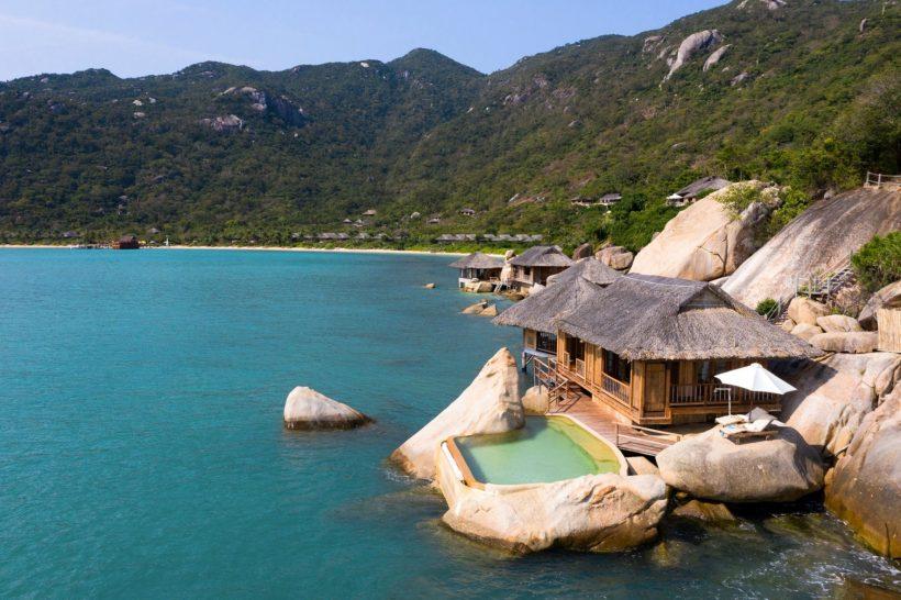 Six Senses Ninh Van Bay Villa