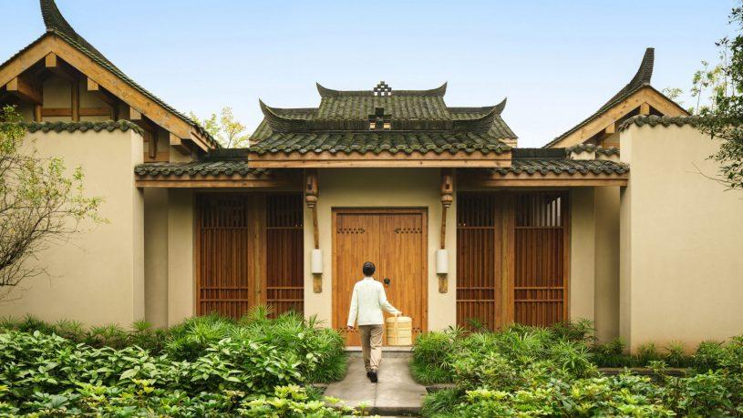 Six Senses Qing Cheng Mountain Villa Exterior