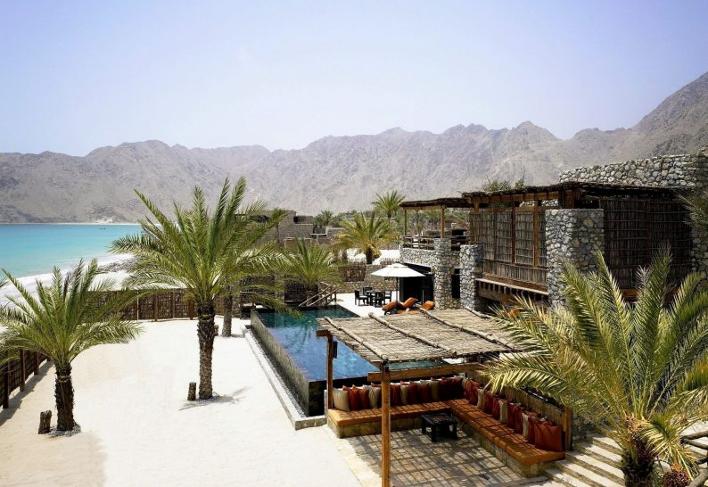 Six Senses Zighy Bay Beach Pool Villa