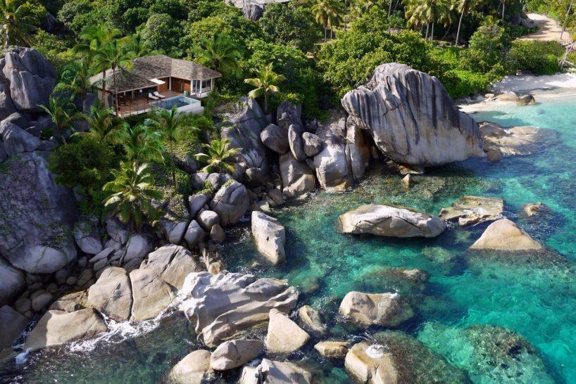 Six Senses Zil Pasyon Oceanfront Pool Villa