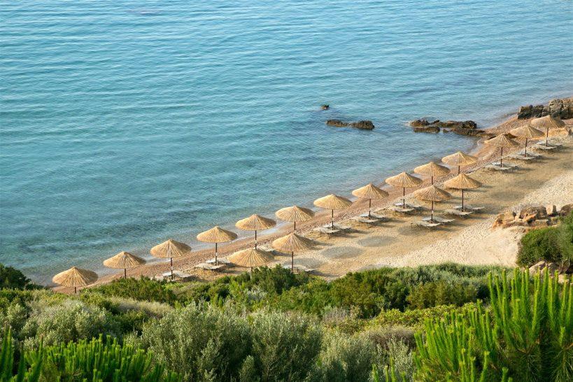Six senses kaplankaya turkey Beach