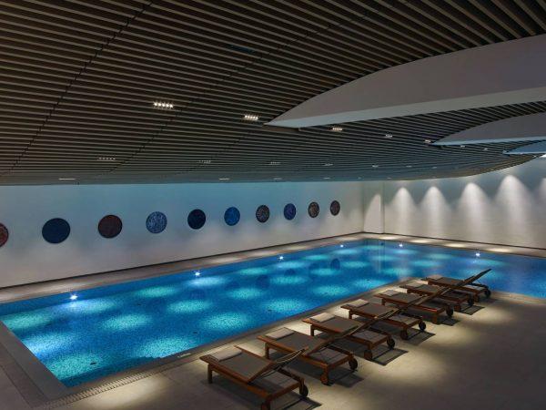 Six senses kaplankaya turkey Spa pool
