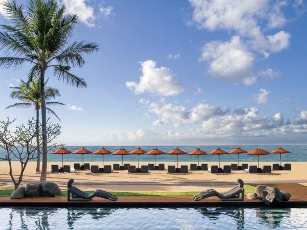 St Regis Beach And Pool