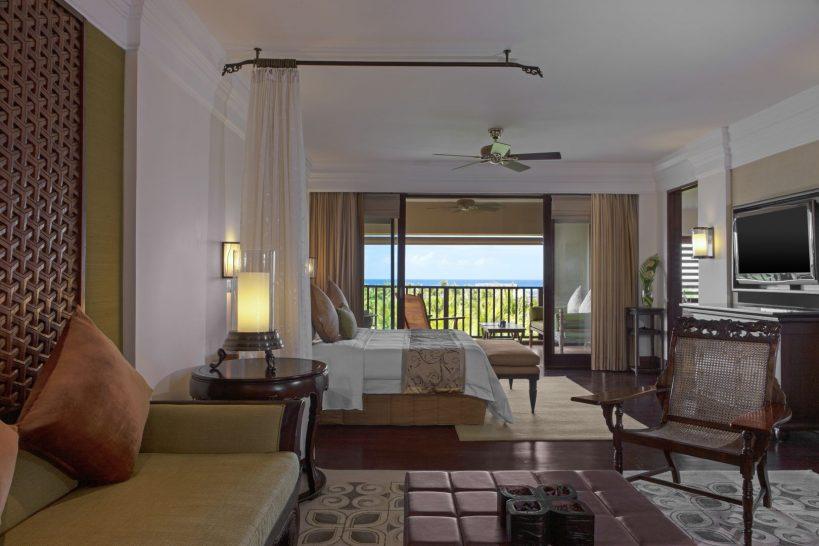St Regis Ocean View Suite Living Room