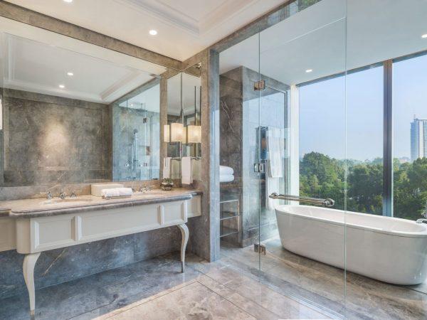 St Regis Suite Bathroom