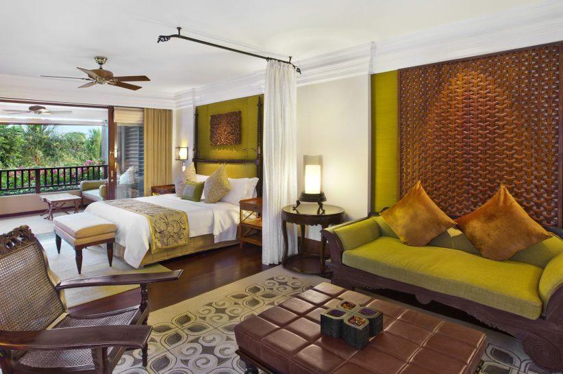 St Regis Suite Bedroom