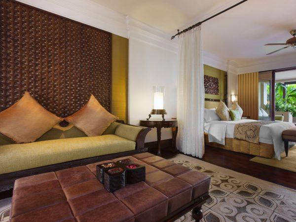 St Regis Suite Guest Room