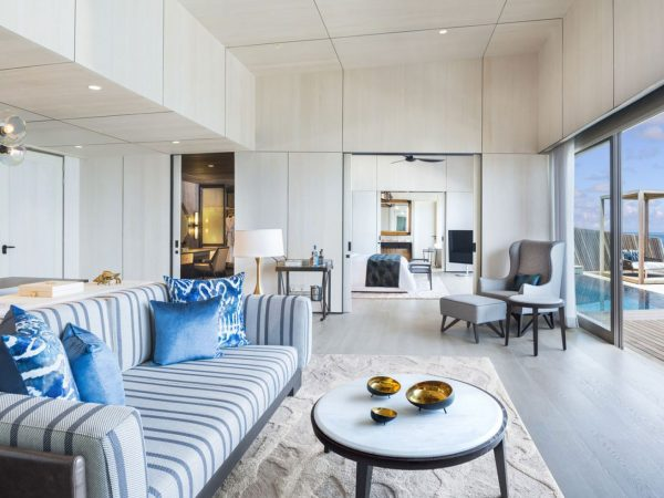 St Regis Suite Livingroom