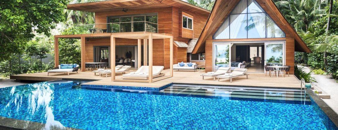 St Regis Vommuli Maldives 2 Bedroom Family Beach Villa w Pool