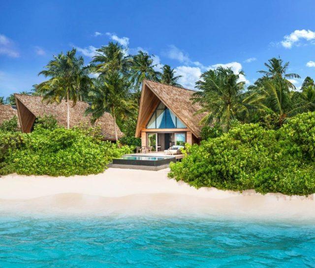 St Regis Vommuli Maldives Beach Villa w Pool