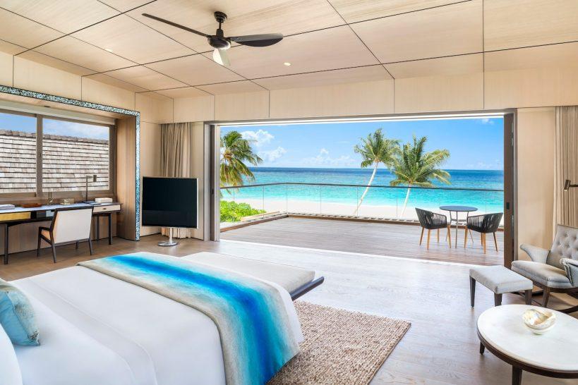St Regis Vommuli Maldives Caroline Astor Estate Bedroom