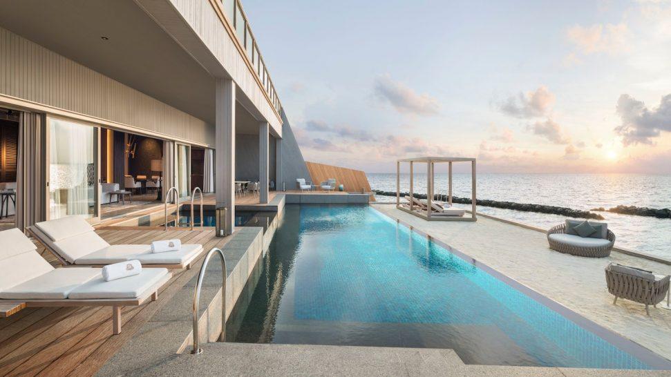St Regis Vommuli Maldives John Jacob Astor Estate Pool