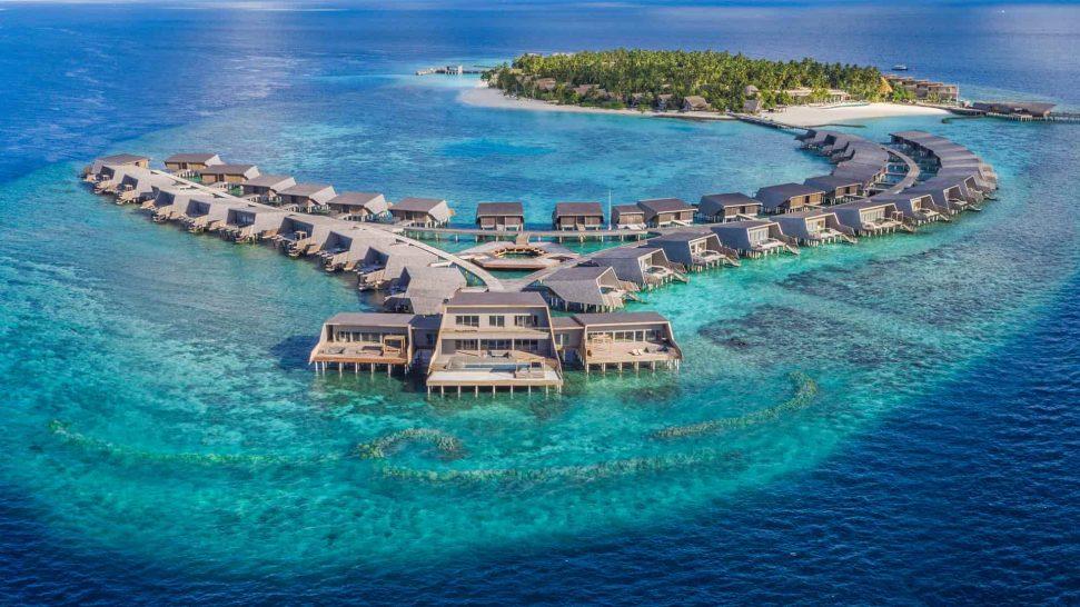 St Regis Vommuli Maldives Overview
