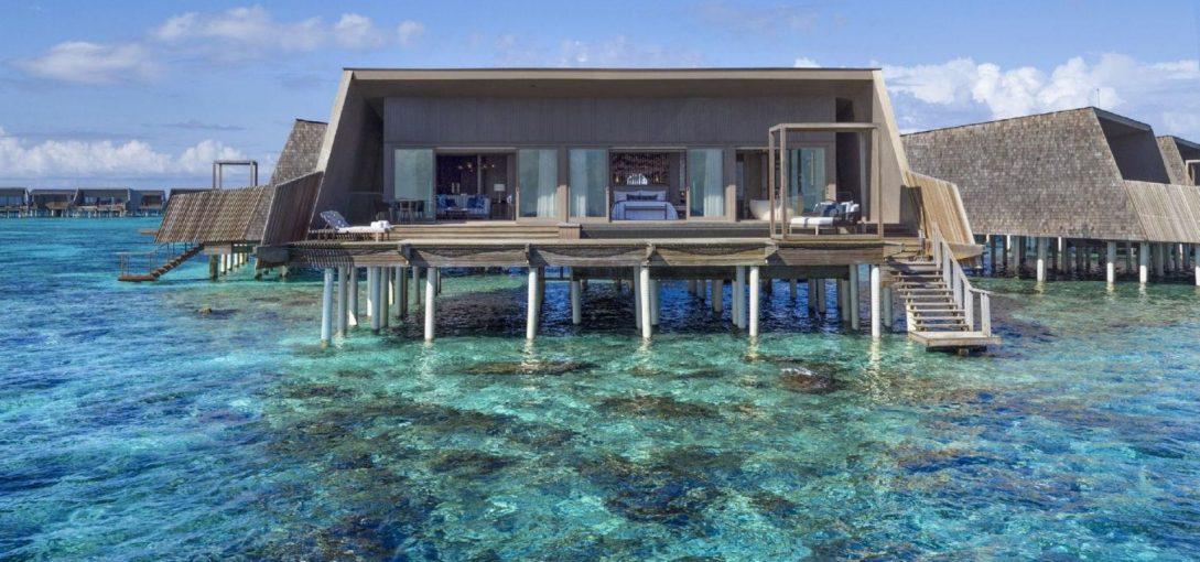St Regis Vommuli Maldives Overwater St Regis Suite