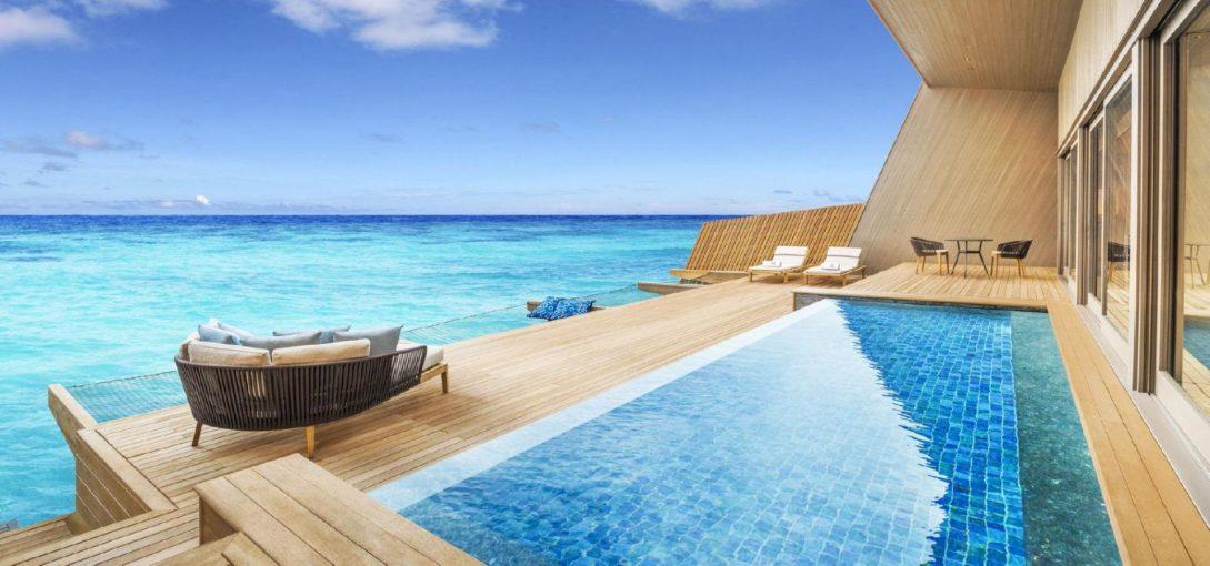 St Regis Vommuli Maldives Overwater Villa